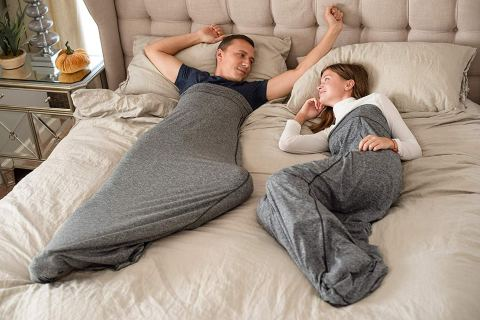 great sleeping bag/pod