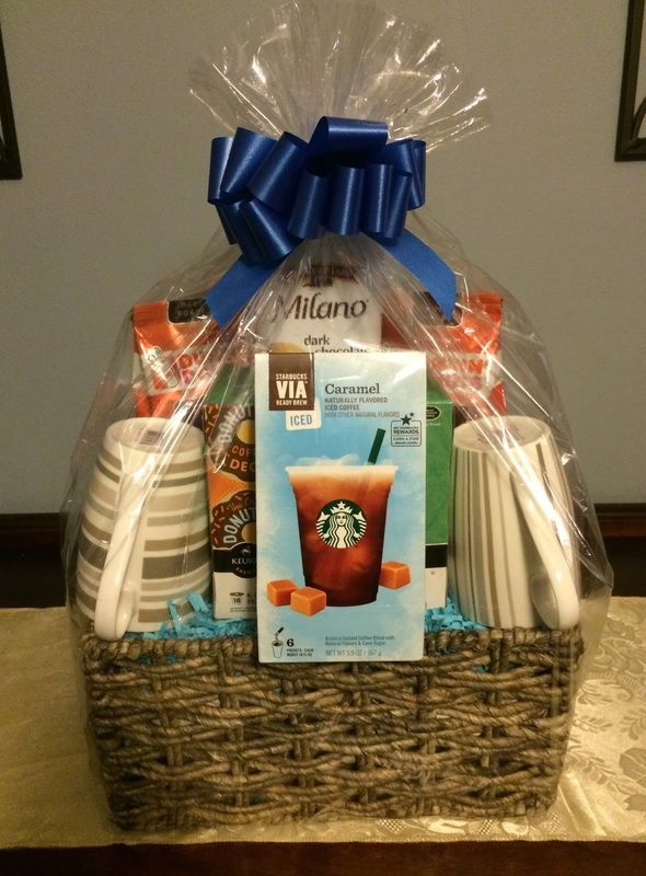 Corporate Gifts Ideas Coffee Gift Basket Gift Basket