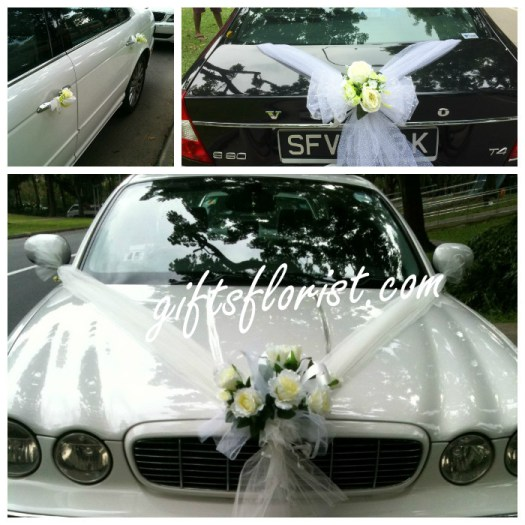 Wedding Car Flower Decoration Singapore Decoration For Home