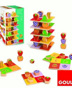 Goula Fruit Stacker sold by Gifts for little hands