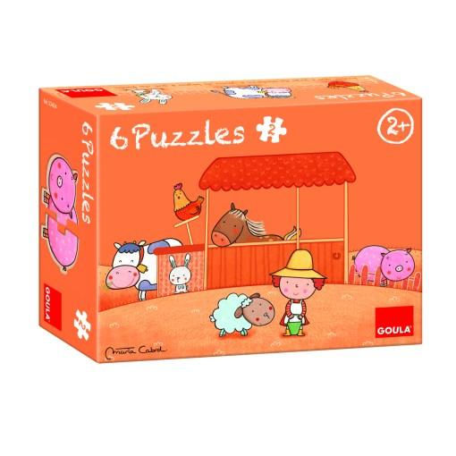 Goula Carlas Farm Puzzle - 1