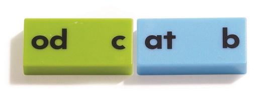 Phonics Dominoes - Short Vowels