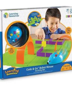 Learning Resources Code & Go™ Robot Mouse Activity Set sold by Gifts for little hands