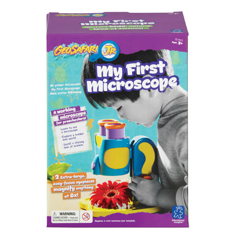 GeoSafari Jr. My First Microscope -1