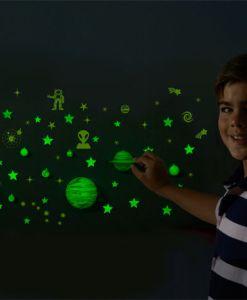 GeoSafari Glow-in-the-Dark Planets & Stars Set