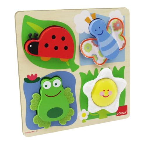 Goula Countryside Fabric Puzzle