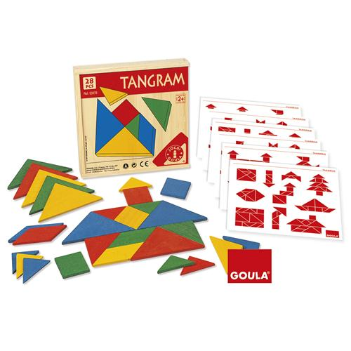 Goula Tangram sold by Gifts for Little Hands