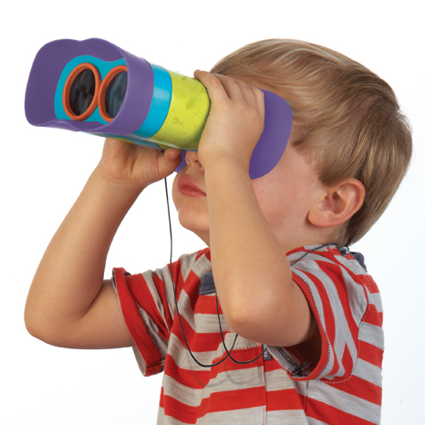 GeoSafari® Jr. Kidnoculars sold by Gifts for Little Hands