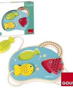 Goula 3 Fish Puzzle