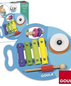 Goula's Glupi Musical 3 in 1 - 2