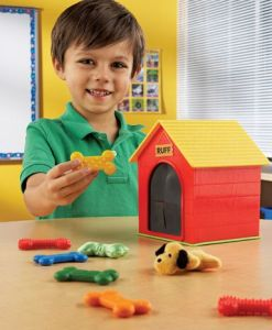 Ruff's House Teaching Tactile Set sold by Gifts for Little Hands