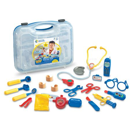 Pretend and Play Doctor Set sold by Gifts for Little Hands