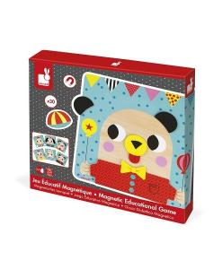 Janod Magnetic Educational Game sold by Gifts for Little Hands