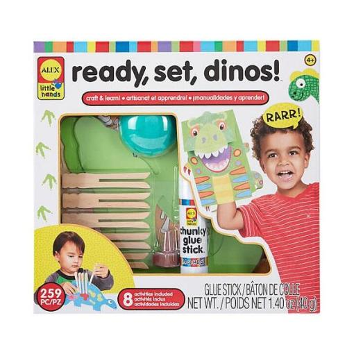 Ready, Set, Dinos sold by Gifts for Little Hands