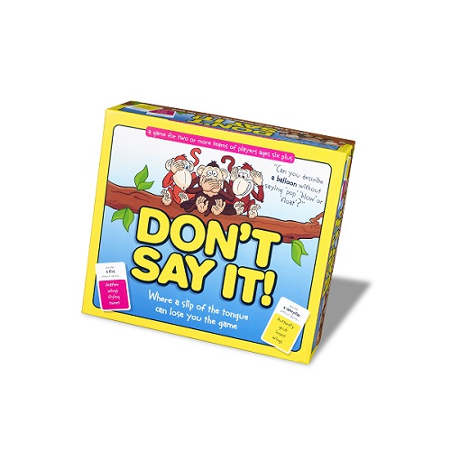 Don't Say It sold by Gifts for Little Hands