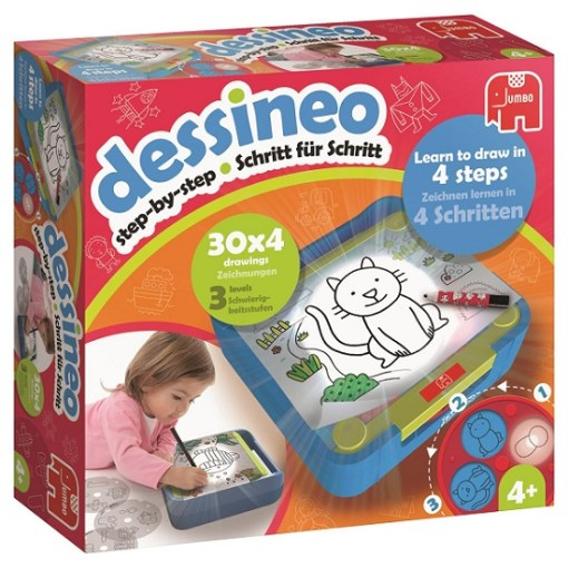 Dessineo Learn to Draw sold by Gifts for Little Hands