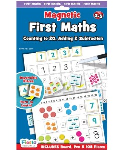 Magnetic First Maths sold by Gifts for Little Hands