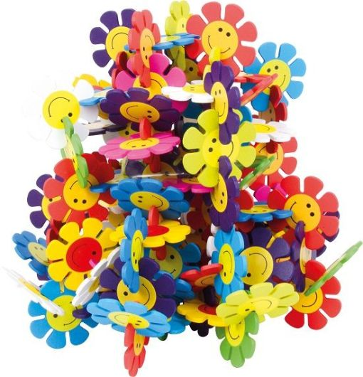 Chain up Flower Game - 2