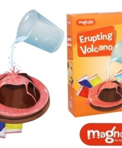 Magnoidz Erupting Volcano Science Kit sold by Gifts for Little Hands