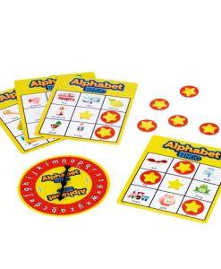 Alphabet Bingo -3