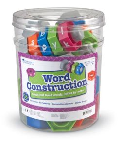 Word Construction sold by Gifts for Little Hands