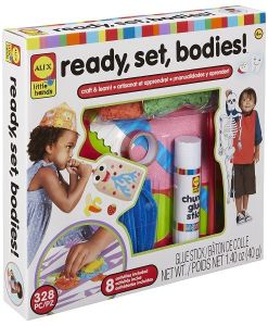 Ready, Set, Bodies sold by Gifts for Little Hands