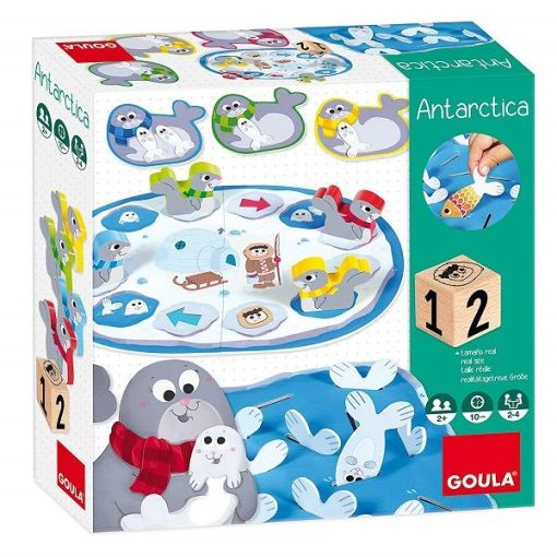 Goula Antarctica Game sold by Gifts for Little Hands