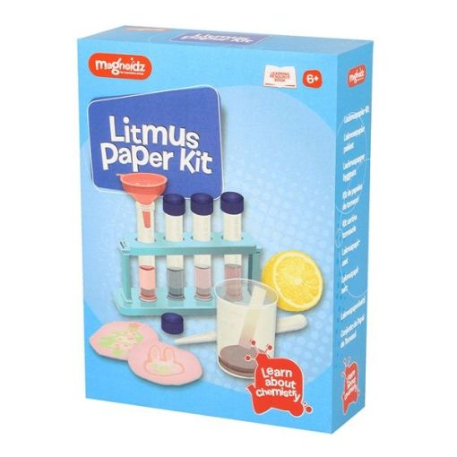 Magnoidz Litmus Paper Science Kit sold by Gifts for Little Hands