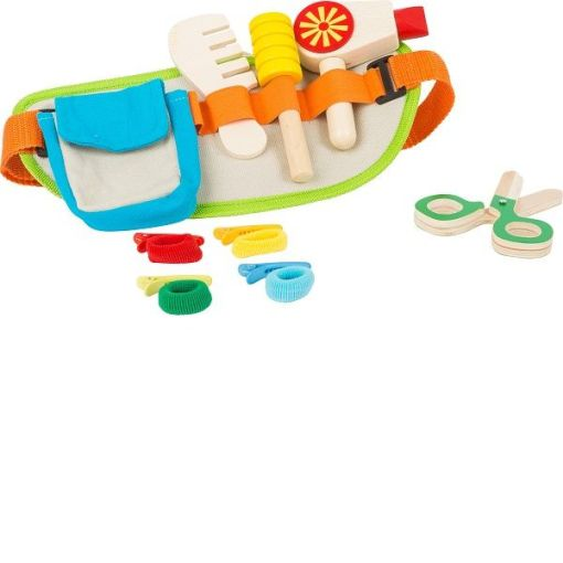 Legler Hair Stylist Belt Toy Learning Set sold by Gifts for Little Hands