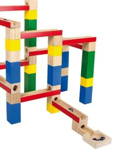 Legler Marble Run Building Blocks sold by Gifts for Little Hands