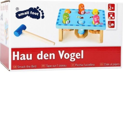 Legler Smack the Bird Wooden Game sold by Gifts for Little Hands