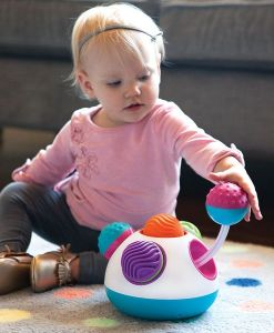 Klickity Sensory Fat Brain Toy sold by Gifts for Little Hands