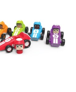 Speedy Shapes Racers Cars sold by Gifts for Little Hands