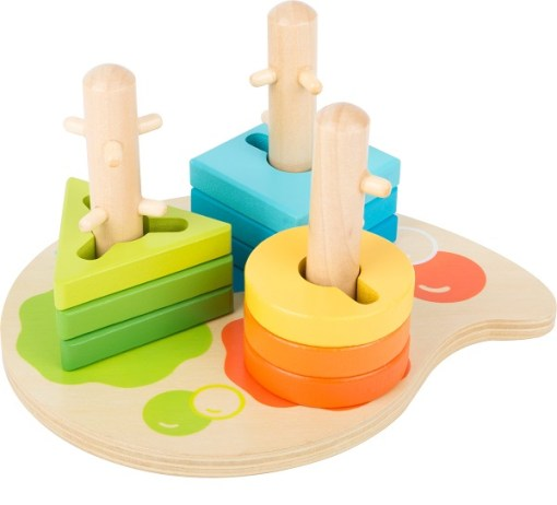 Shapes and Colours Motor Skills Game sold by Gifts for Little Hands