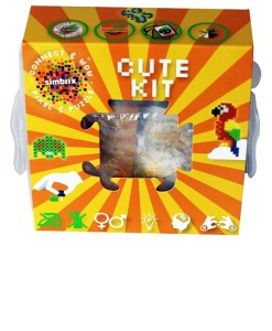 Simbrix Connect & Wow Cute Kit sold by Gifts for Little Hands