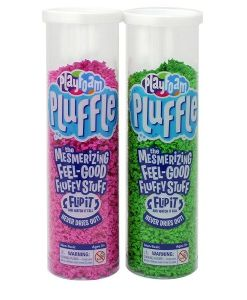 Playfoam Pluffle Pink & Green 2-Pack