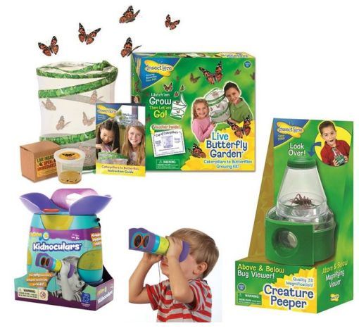 Outdoor Adventure Toys Offer