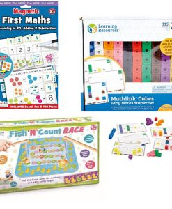 Reception Toy Bundle 2 Offer - Maths Learning