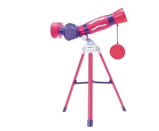 GeoSafari® Jr. My First Pink Telescope