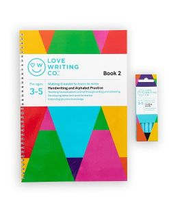 The Love Writing Co Complete Learning to Write Pack