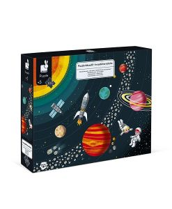 Janod Solar System 100 Piece Puzzle