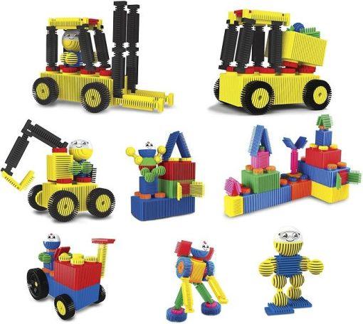 Interstar Bricks Construction Set 50 Pieces