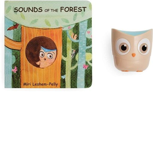 Sounds of the Forest Book and Musical Owl Gift Set