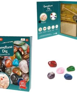 Magnoidz Geology Gemstone Dig & Excavation Kit