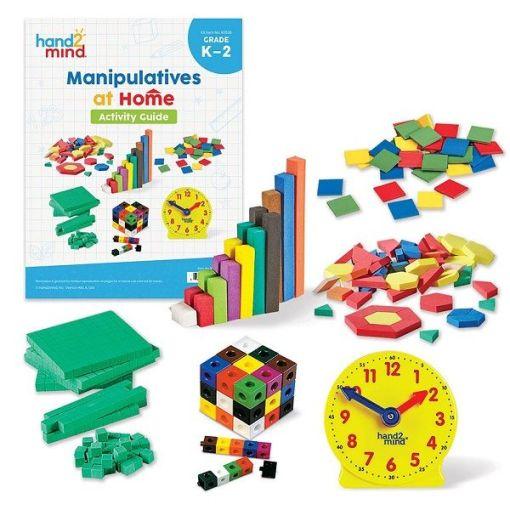 Take-Home Maths Manipulatives Kit