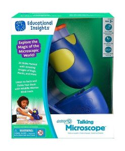 GeoSafari® Jr Talking Microscope™