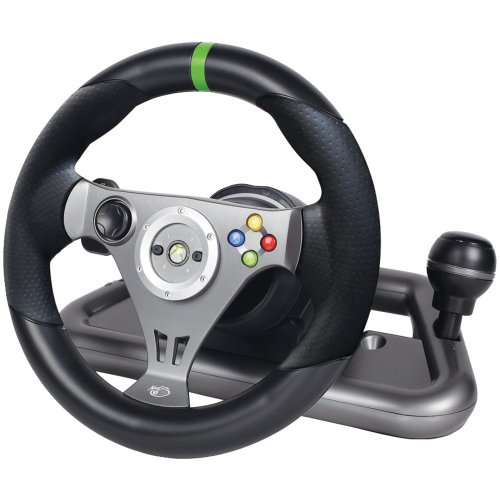 Xbox 360 Wireless Racing Wheel