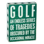 Golf Box Sign - Gifts for Golfers