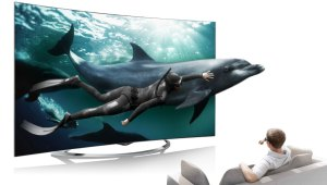 LG OLED TV EC97 4K-3D TV Of The Year 2015