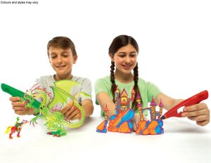 Cool Create IDO3D Deluxe Design Studio at play